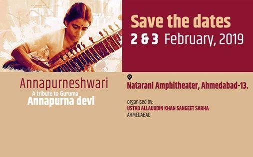 Annapurneshwari - A Tribute to Guruma Annapurna Devi.