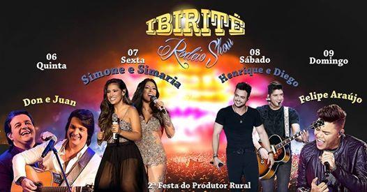 Ibirit Rodeio Show