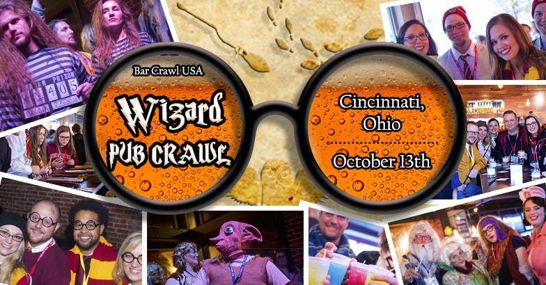 Wizard Pub Crawl - Cincinnati (3rd Annual)