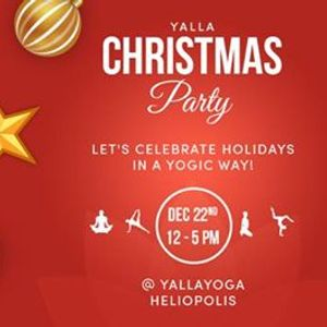 Yalla Christmas Party Lets Celebrate