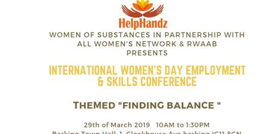 International Womens day Employment & Skills Conference