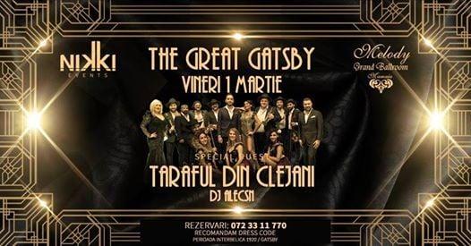 Gatsby Party cu Taraful din Clejani NikkiEvents