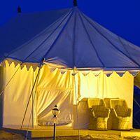 Camp Stay during Jaisalmer Desert Festival