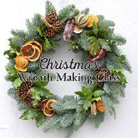 Christmas Wreath Making Workshop 2