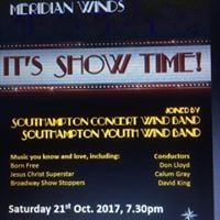Its Show Time &quot with Meridian Winds and Friends