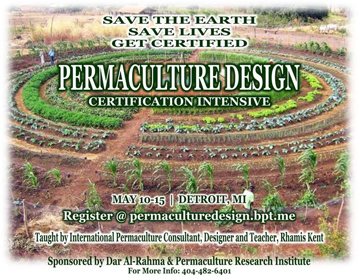 Permaculture Design Certification Intensive at Warrendale   West ...