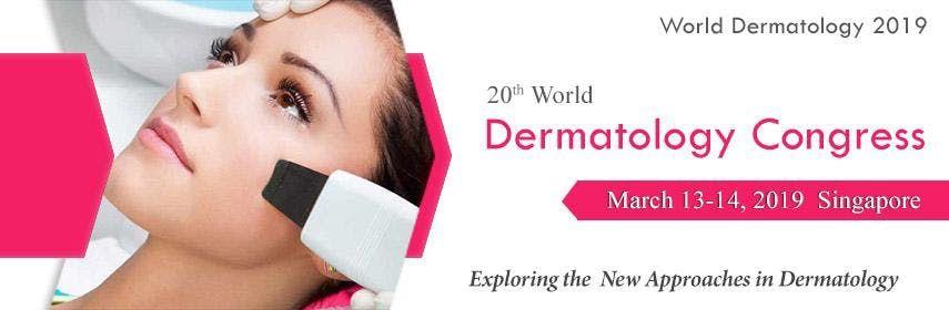 20th World Dermatology Congress | Singapore