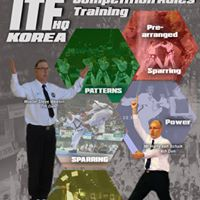 ITF HQ Korea Competition Rules Training