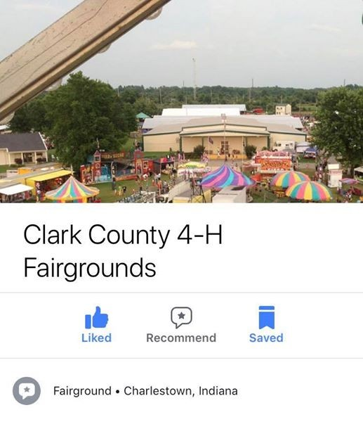 Between The Lines at Clark County 4H Fair   Indiana