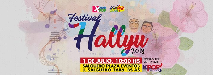 Festival Hallyu  Kpop Challenge