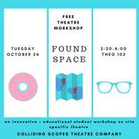 Found Space Theatre Workshop