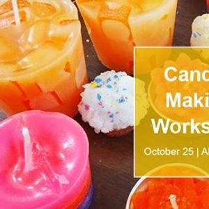 Candle Making Workshop - Diwali Edition