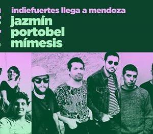 IndieFuertes Mendoza presenta a Jazmn Portobel y Mmesis