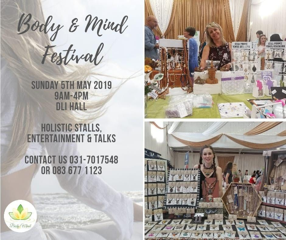 Body and Mind Festival 5th May 2019