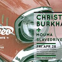 Stereo Club Nights feat. Christian Burkhardt