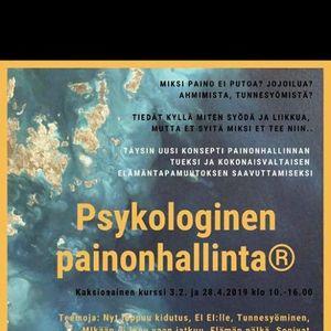 Psykologinen painonhallinta- kurssi