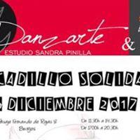 Mercadillo Solidario Danzarte.Estudio Sandra Pinilla&ampAfrikable