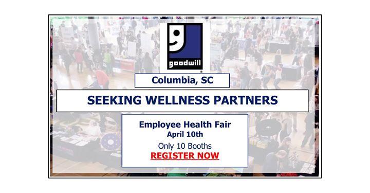 Goodwill Industries Health Fair (Columbia Sunset Blvd)