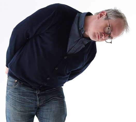 Chaos of Delight - an evening with Robin Ince