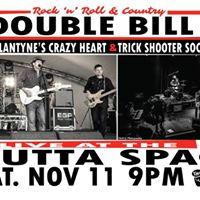 John Ballantynes Crazy Heart &amp Trick Shooter Social Club