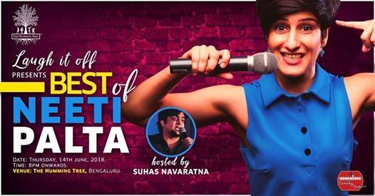 Best of Neeti Palta at THT