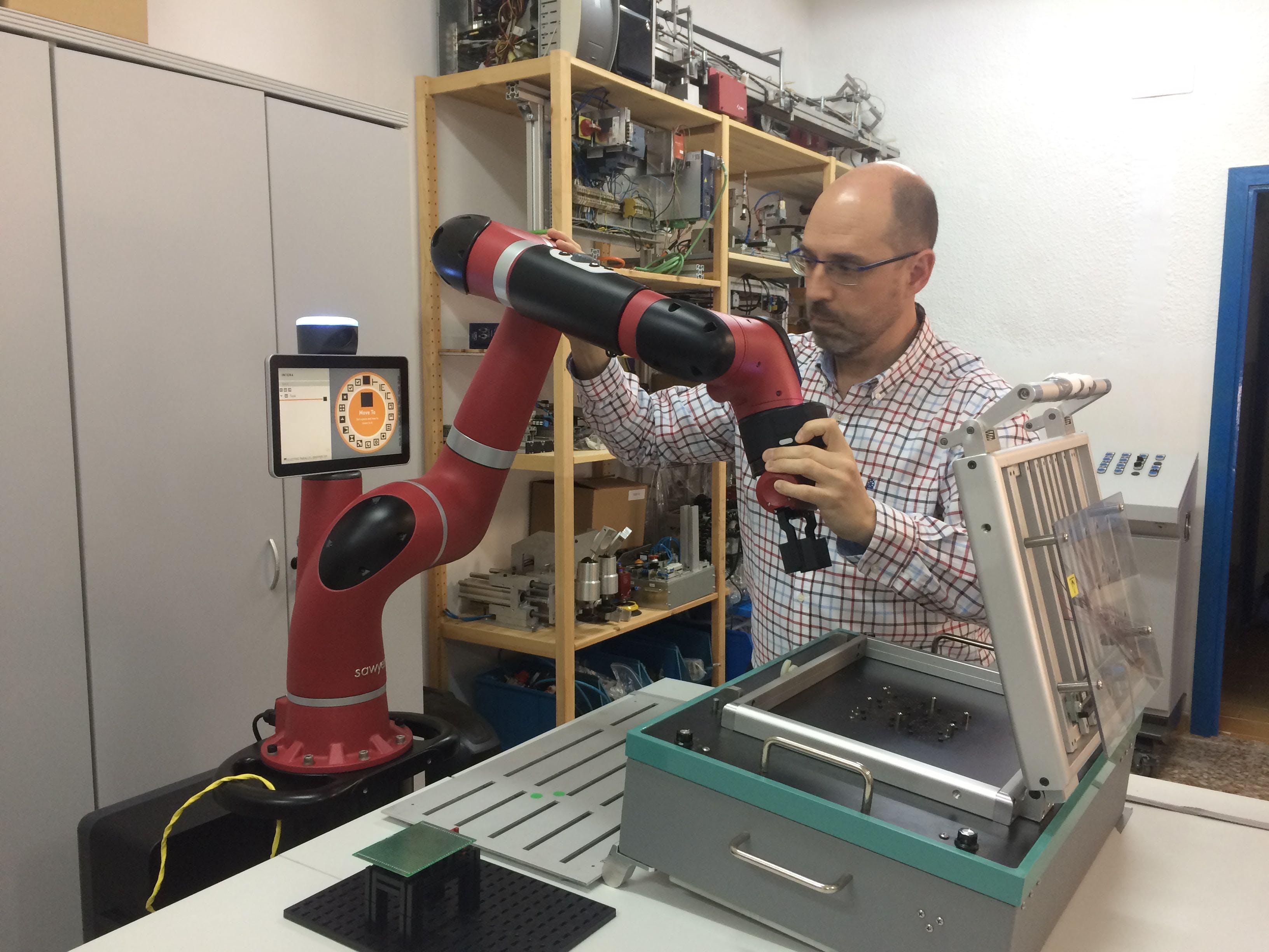 Seminario Robtica Colaborativa - 1606 (Cobot  Robotica)