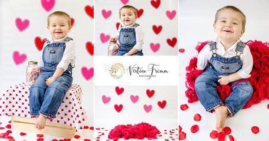 Valentine Mini Session only 75