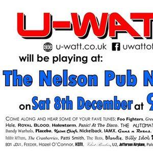 U-Watt play The Nelson