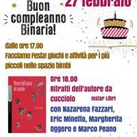 Buon compleanno Binaria