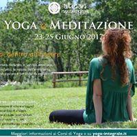 Ritiro Estivo di Yoga Sguardi Dentro Allessere