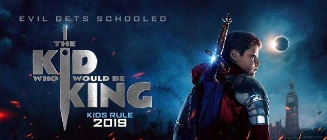 Family Movie The Kid Who Would Be King (2019)