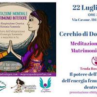 Cerchio di Donne e Uomini Meditazione Mondiale