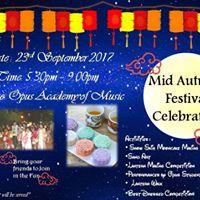 Mid Autumn Festival Celebration 2017