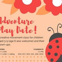 Kids Adventure  Movement class