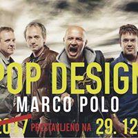Pop Design &amp Pop Corn - prestavljeno na 29.12.