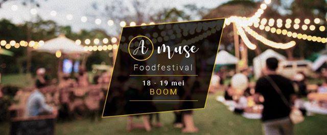 Amuse Foodfestival Boom