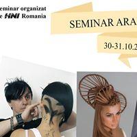 Seminar Hairstyle Fanola - Oro Therapy Arad