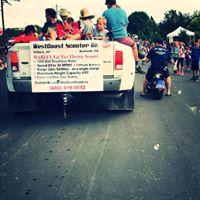 Gilbert Days Parade