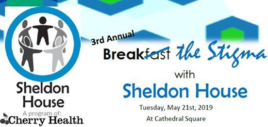 Break the Stigma Breakfast