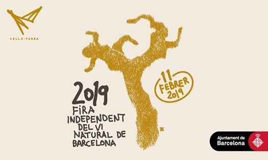 Feria Independiente del Vino Natural Vella Terra Barcelona