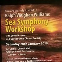Sea Symphony workshop