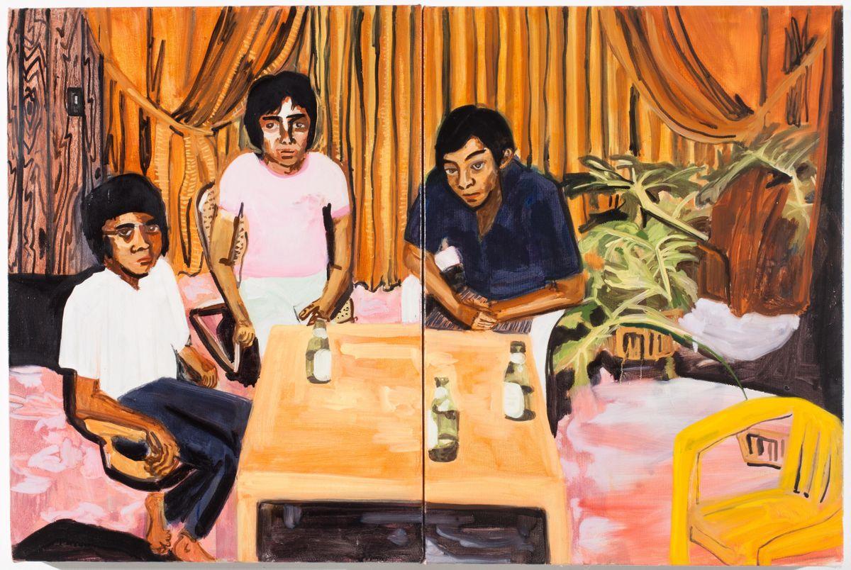 Gallery Talk Maia Cruz Palileo