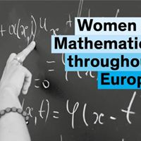 Women of Mathematics throughout Europe. A gallery of portraits.