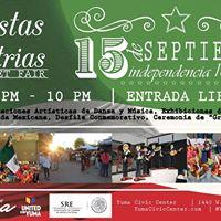 Fiestas Patrias Street Fair