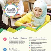 ISNAD Childrens Academy - Enrolment &amp Induction Day