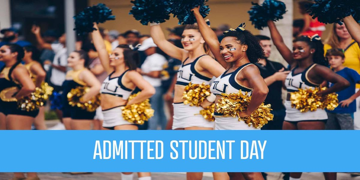 FIU Admitted Student Day Biscayne Bay Campus 2019