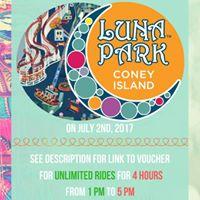 MSA Eid Day at Luna Park