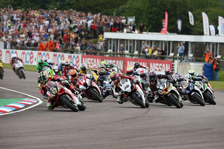 RD7 MCE British Superbike Championship - Thruxton