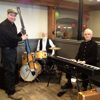 The Will Davis Trio performing as part of the 2017 Orillia Jazz