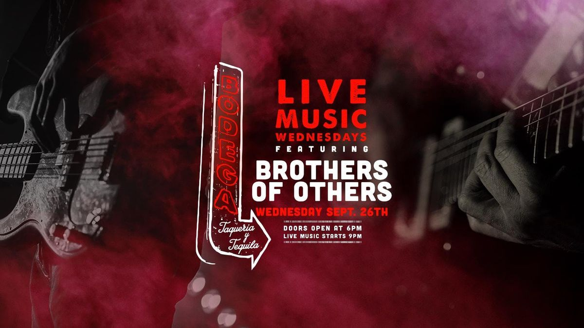 Live Music by Brothers of Others at Bodega South Beach